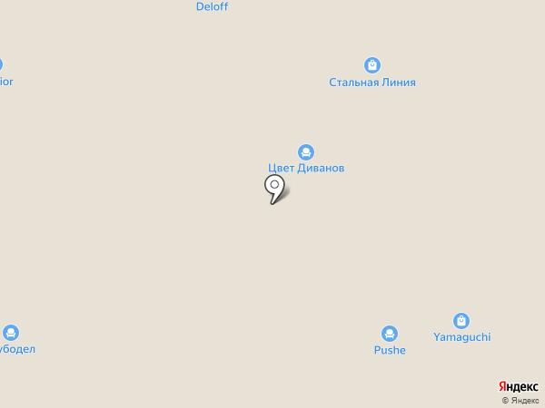 Арт Свет на карте Твери
