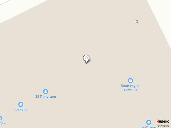 ЭкономСтрой на карте Твери