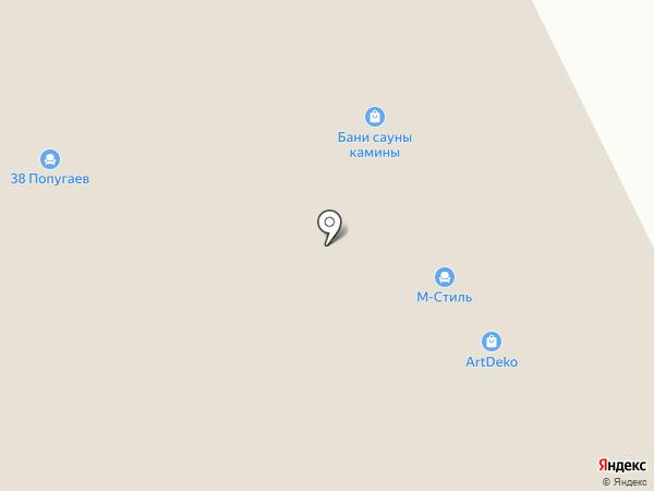 Deloff мебель на карте Твери