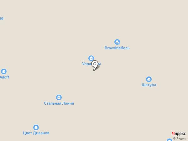 TATUM на карте Твери