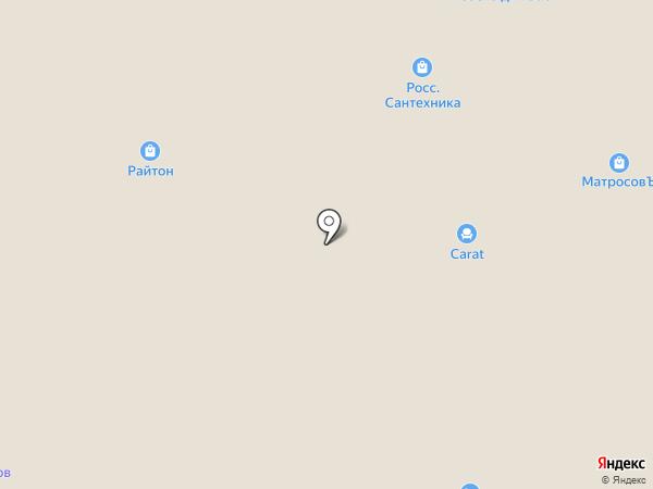 НОВАЯ ЛИНИЯ на карте Твери