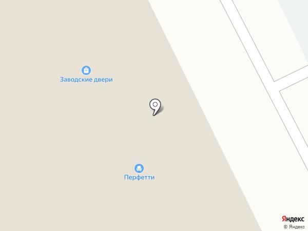 Орматек на карте Твери