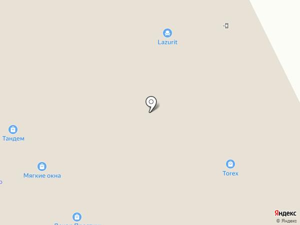 Карат-мебель на карте Твери