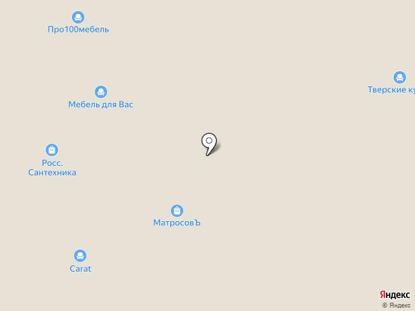 Мебель для Вас на карте Твери