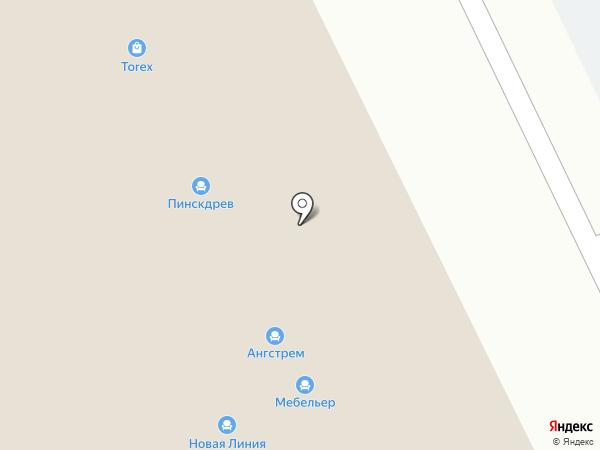 Aqua Дом на карте Твери