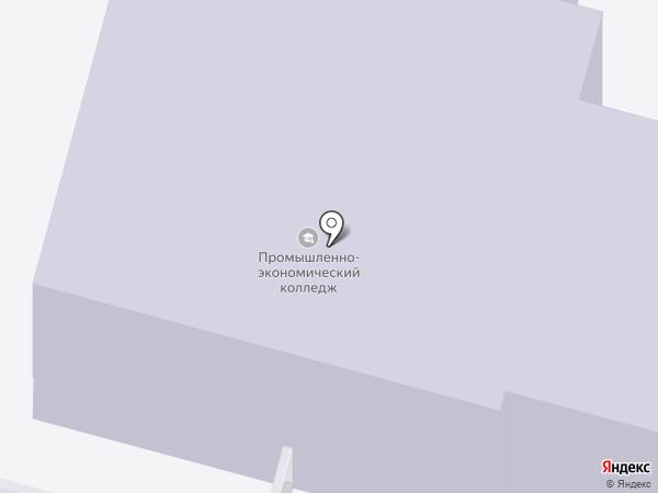 Тверской промышленно-экономический колледж на карте Твери