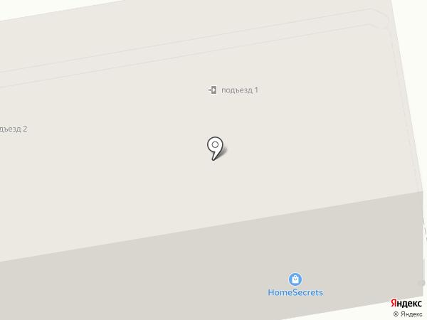 Черри на карте Твери