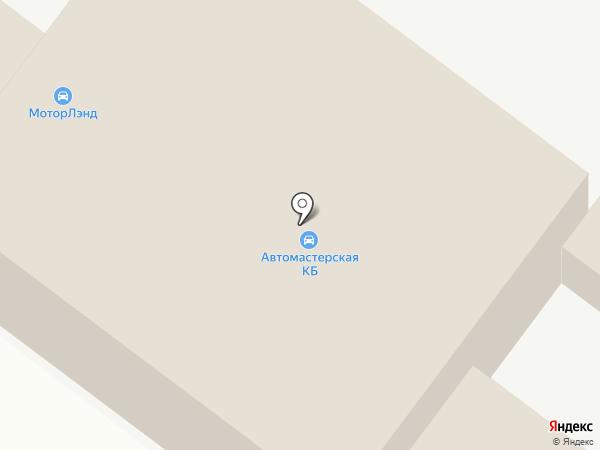 Автобум69 на карте Твери