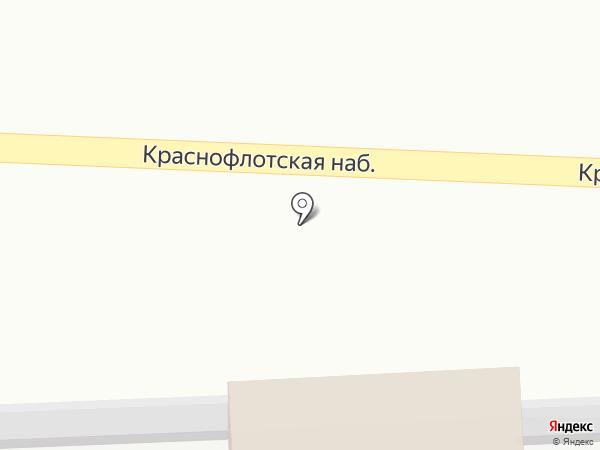 Автомойка на карте Твери
