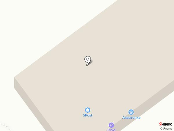 Рилай на карте Твери