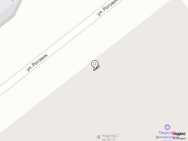 Vape Bar Raketa на карте Твери