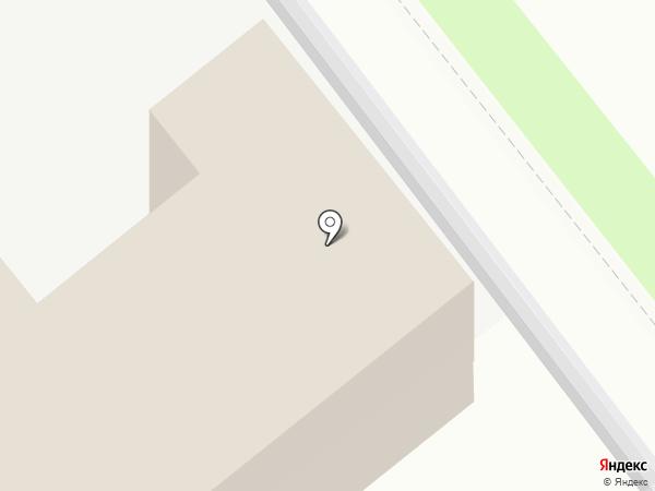 Фабрика Беляевых на карте Твери