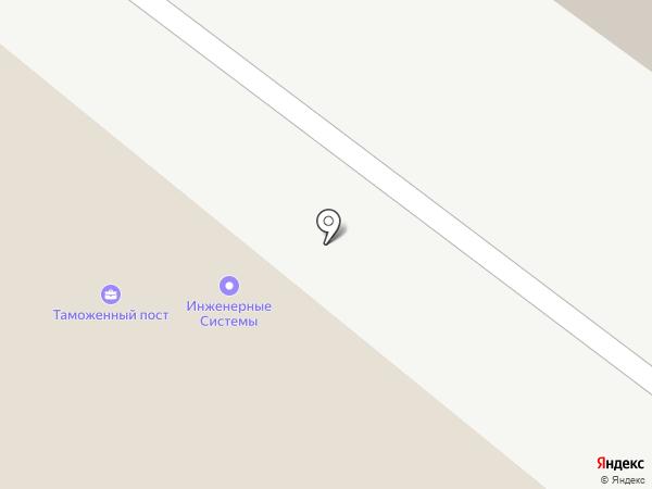 Таможня на карте Твери