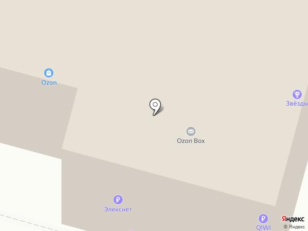 Кондитерский павильон на карте Твери