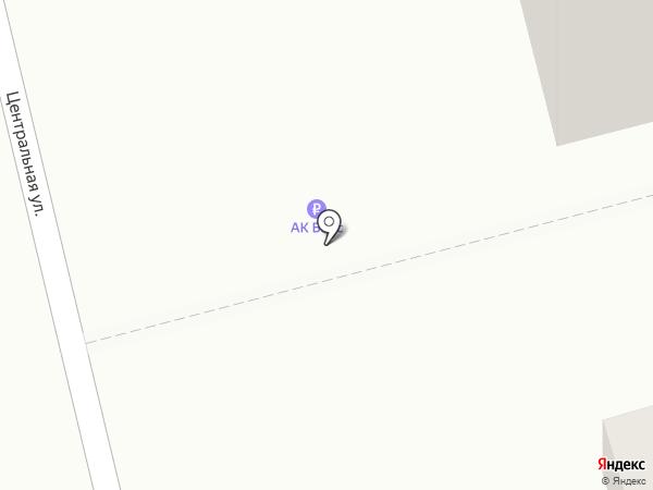 Администрация Бурашевского сельского поселения на карте Бурашево
