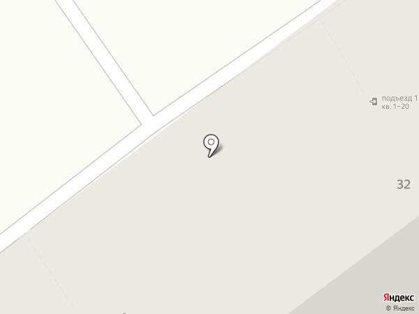 Маруся на карте Твери