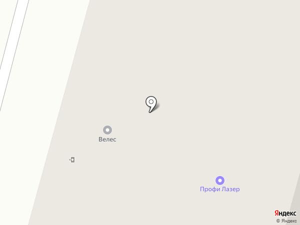 Агентство по экономико-правовому сопровождению бизнеса на карте Твери