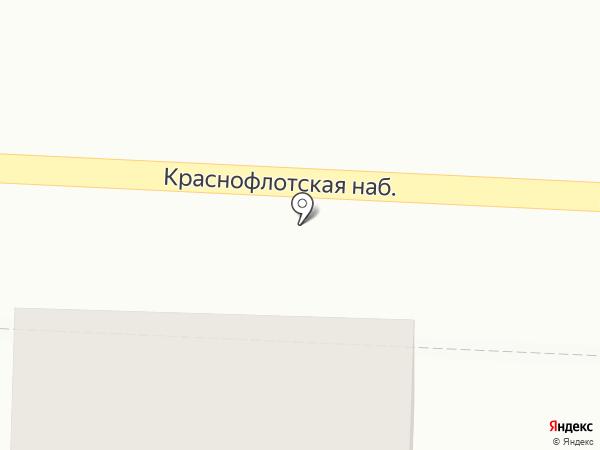 Главный дом на карте Твери