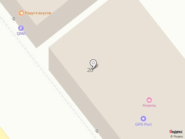 ТВЕРЬЛАН на карте Твери