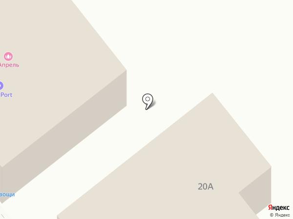 Сказка на карте Твери