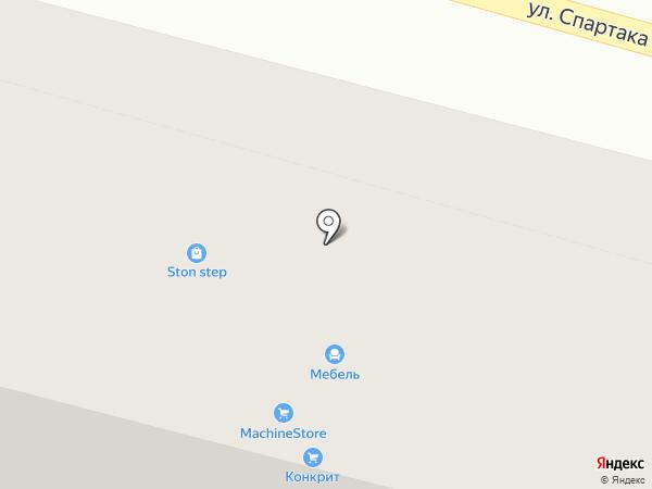 АС на карте Твери
