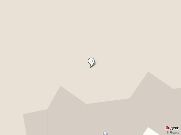 Бурстрой на карте Твери