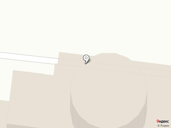 Церковь Бориса и Глеба на карте Твери