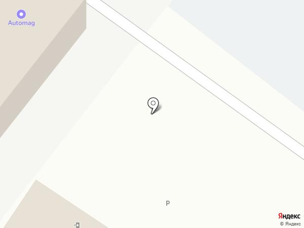 Шиномонтаж на карте Твери