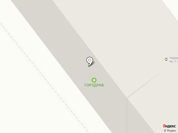 Молочный дворик на карте Твери