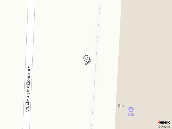 Билайн на карте Твери