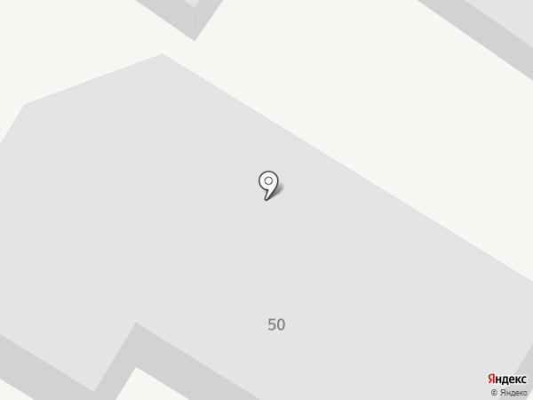 Тверская городская ветеринарная поликлиника на карте Твери
