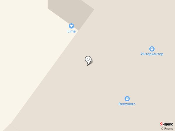 Calzedonia на карте Твери