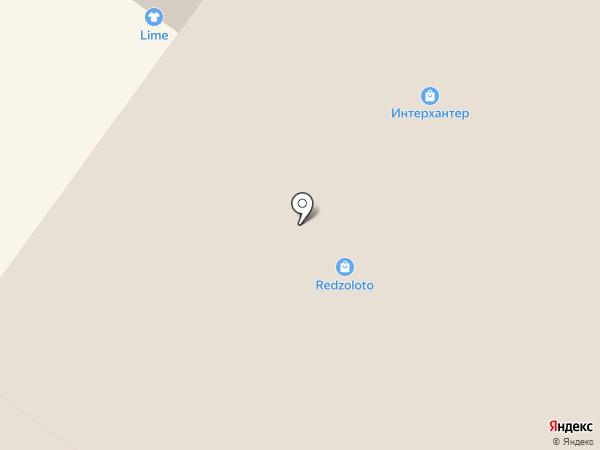 Redmond на карте Твери