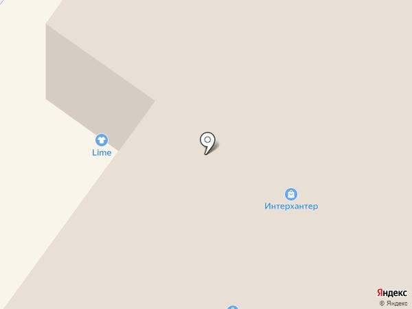 МТС на карте Твери