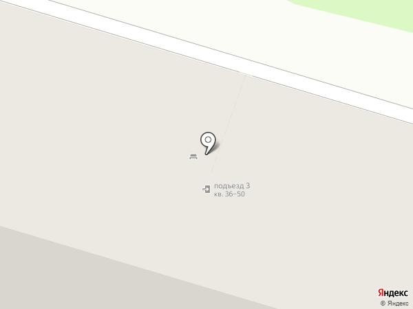 Затейница на карте Твери