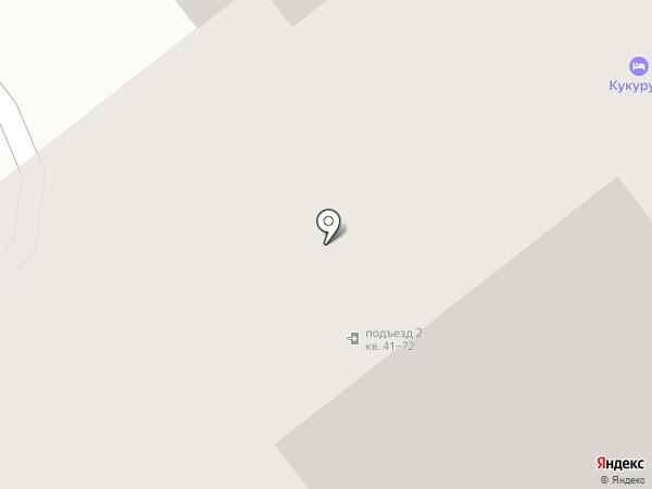 Лилак на карте Твери