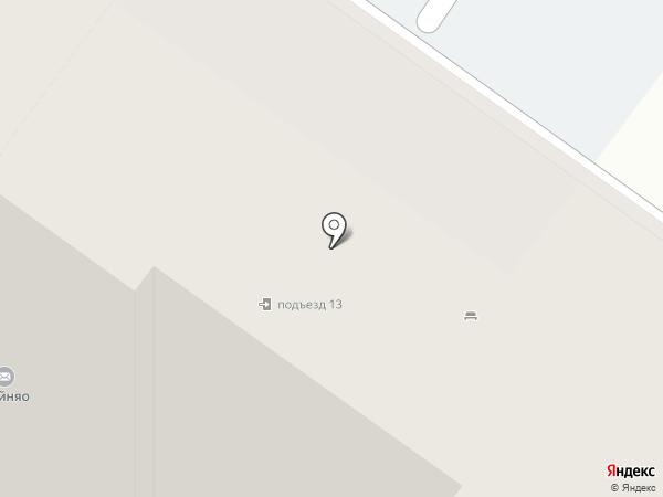 InStyle на карте Твери