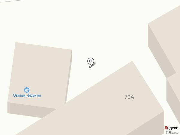 Тверской продовольственный дом на карте Твери
