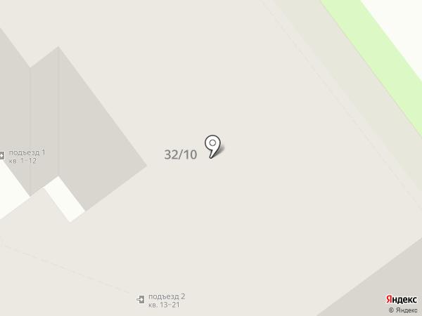 iSota на карте Твери