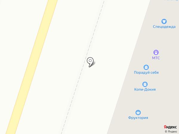 Лиза на карте Твери