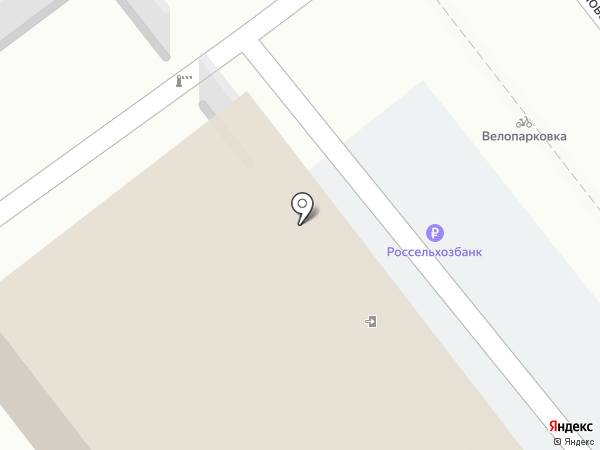 Банкомат, Россельхозбанк на карте Твери