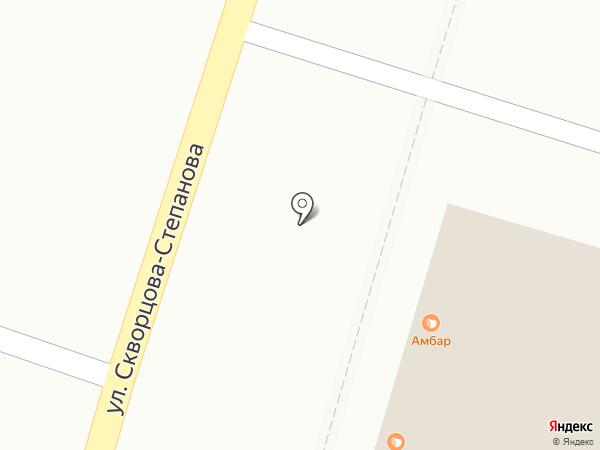 Табачная лавка на карте Твери