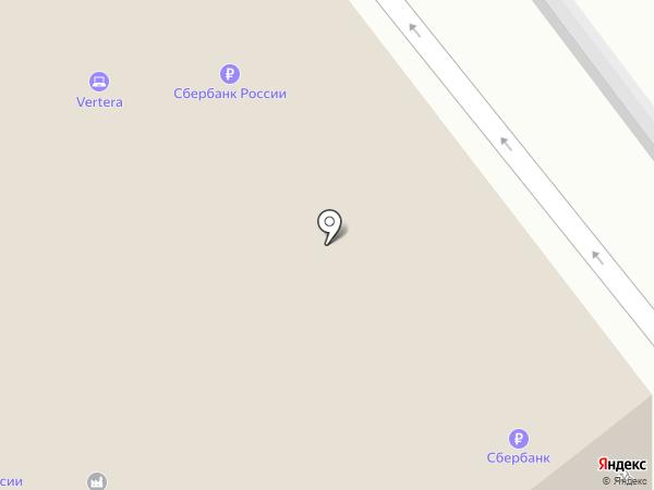 Наш доктор на карте Твери