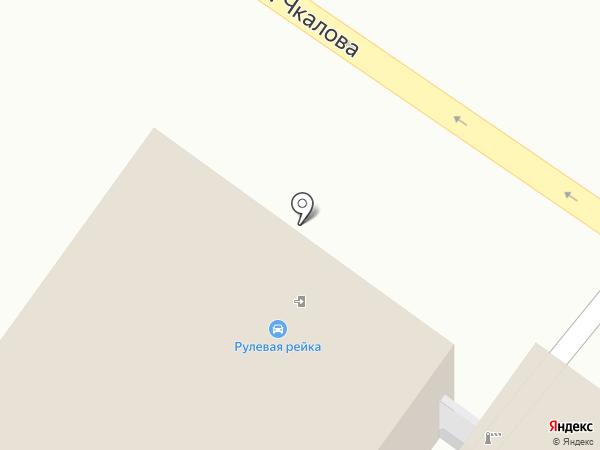 AutoGen на карте Твери