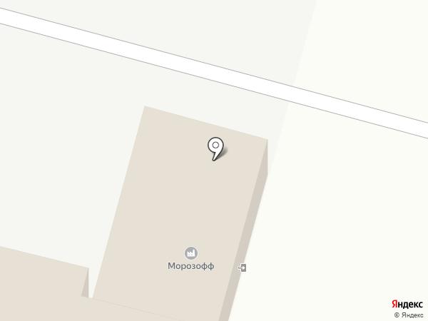 Лукошко на карте Твери