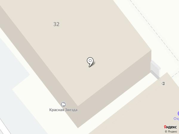 Охрана, ФГУП на карте Твери