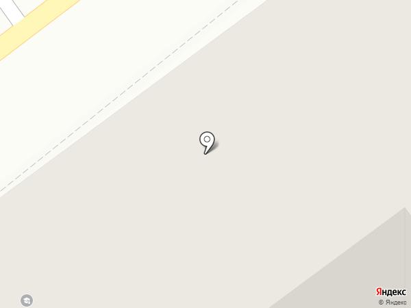 Май на карте Твери