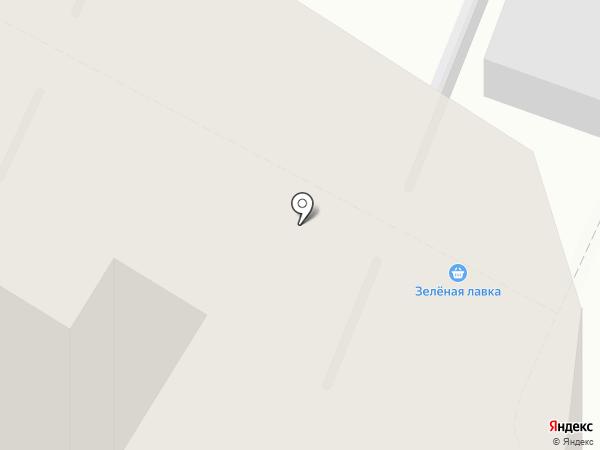Разливаев на карте Твери