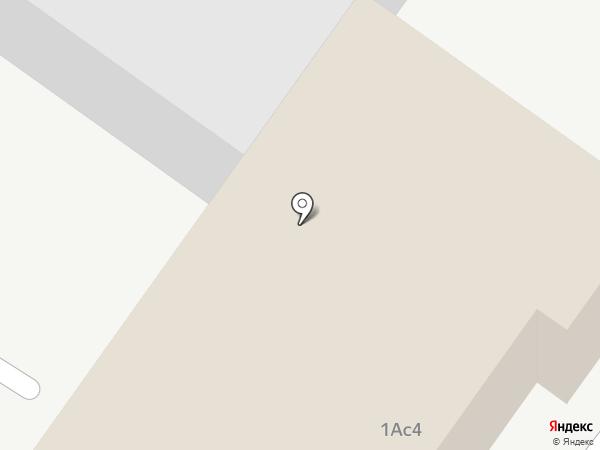 Созвездие на карте Твери