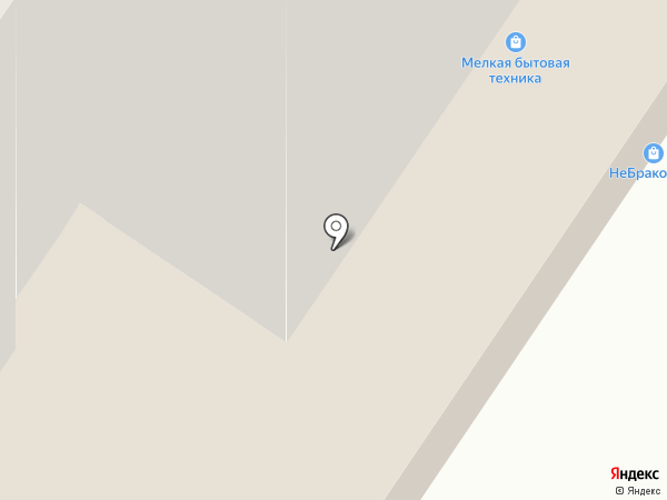Магазин женского белья на карте Твери